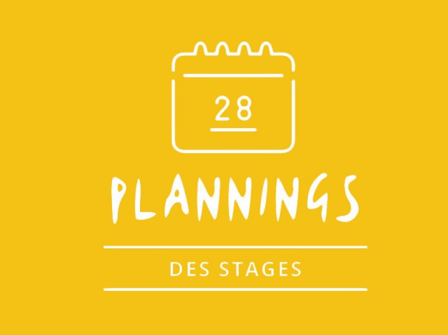 Calendrier - Planning