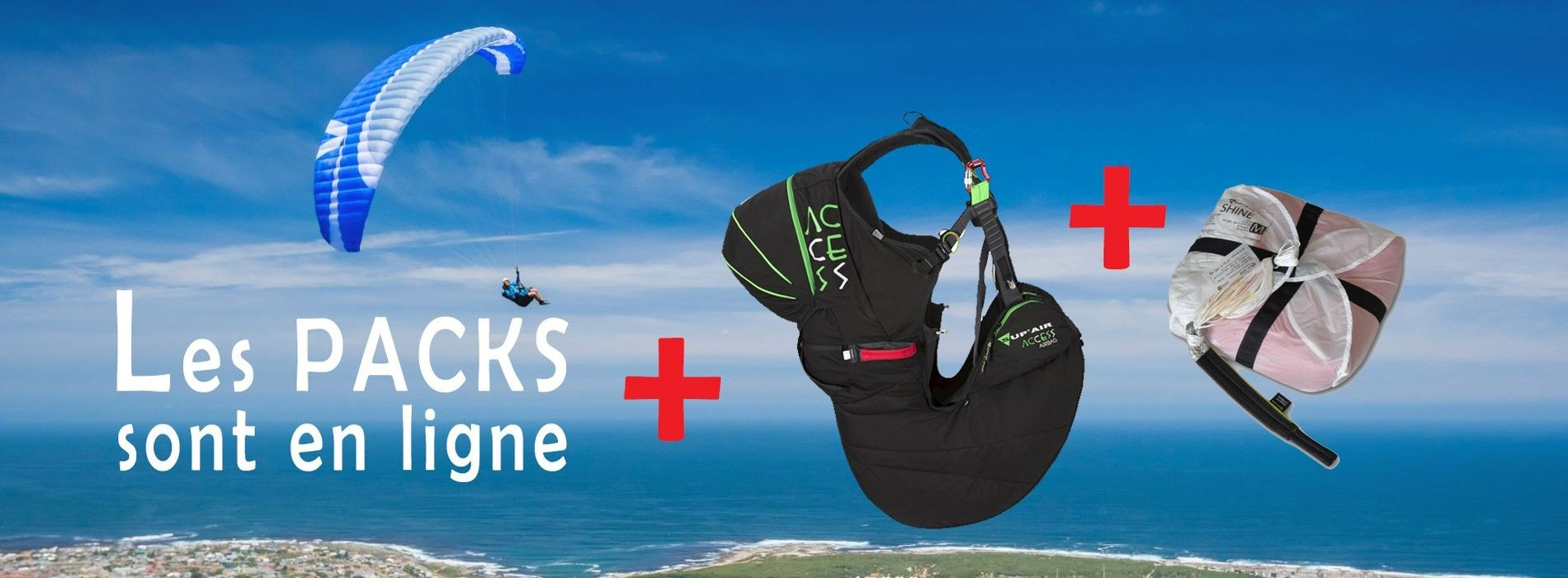 pack-parapente-occasion