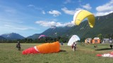 Parapente Annecy Initiation Gonflage Doussard